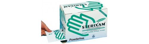 Powdered Latex gloves(Surgical gloves)